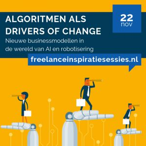 Seminar 'Algoritmen als drivers of change'
